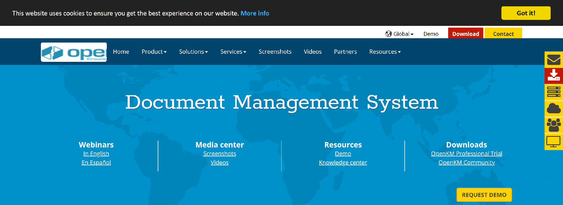Top 11 Document Management Software Systems Small To Medium Size Business 2020 Cllax Top Of It