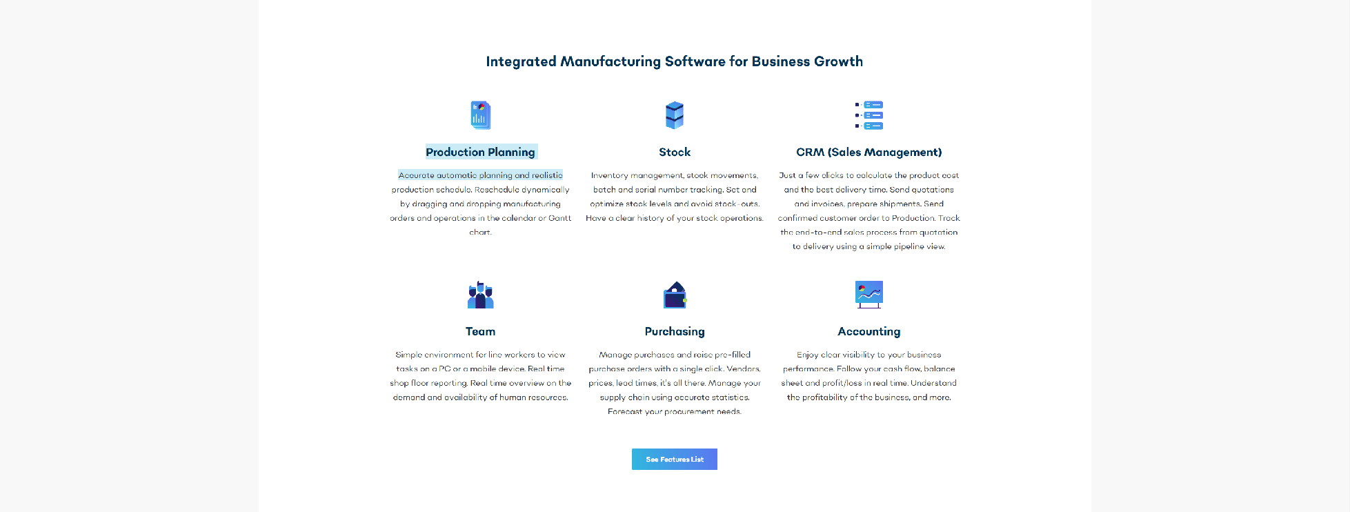 Top 7 Best Manufacturing Software for Small Business