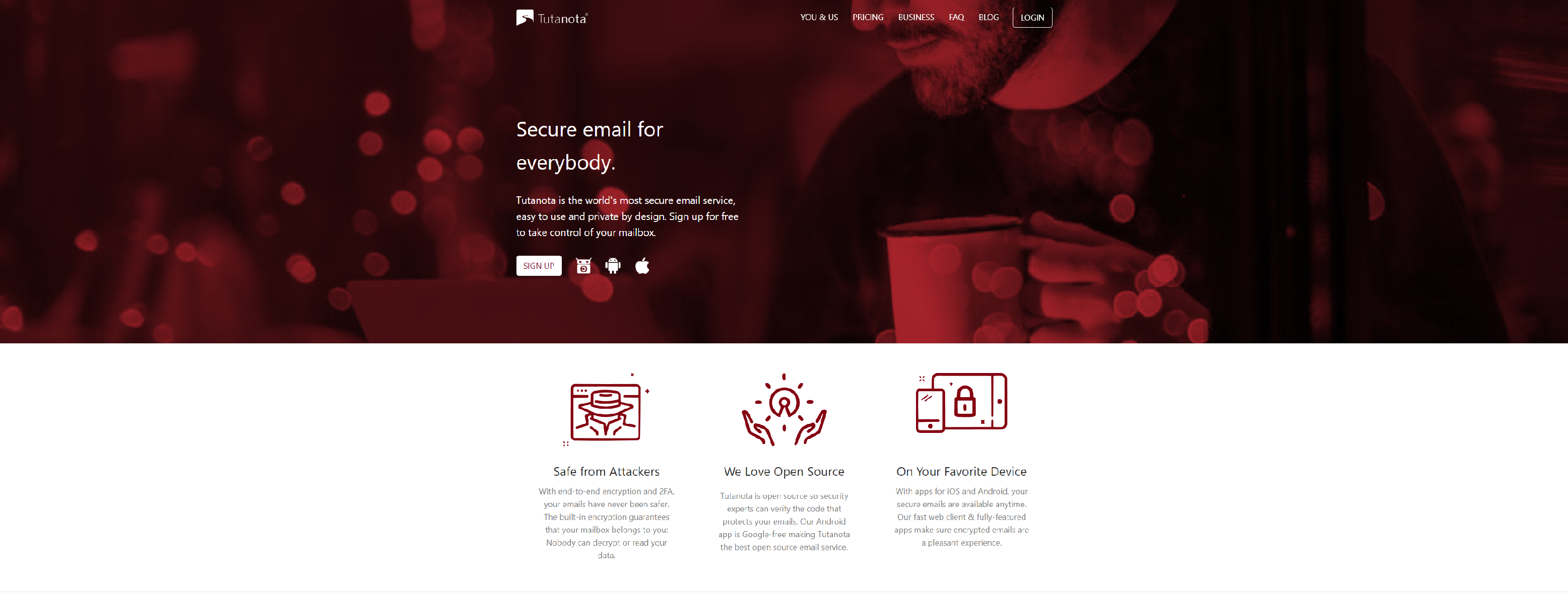 Top 13 Best Secure Email Providers for Small Business - 2019 | Cllax