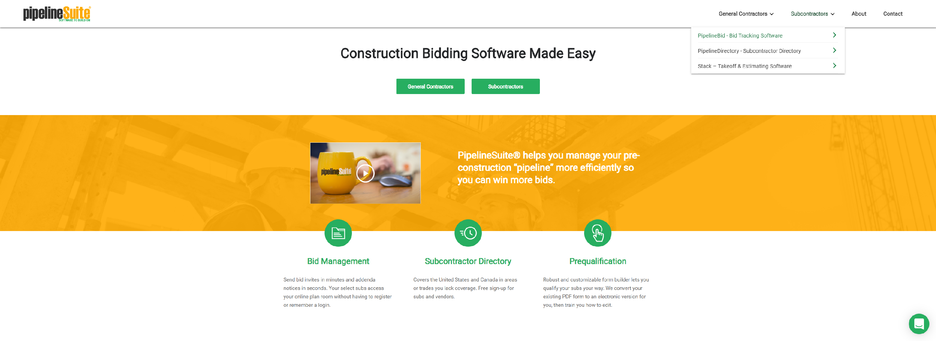 Top 8 Best Construction Bid Management Software - 2019 | Cllax - Top