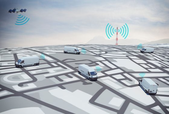 Vehicle Fleet Tracking