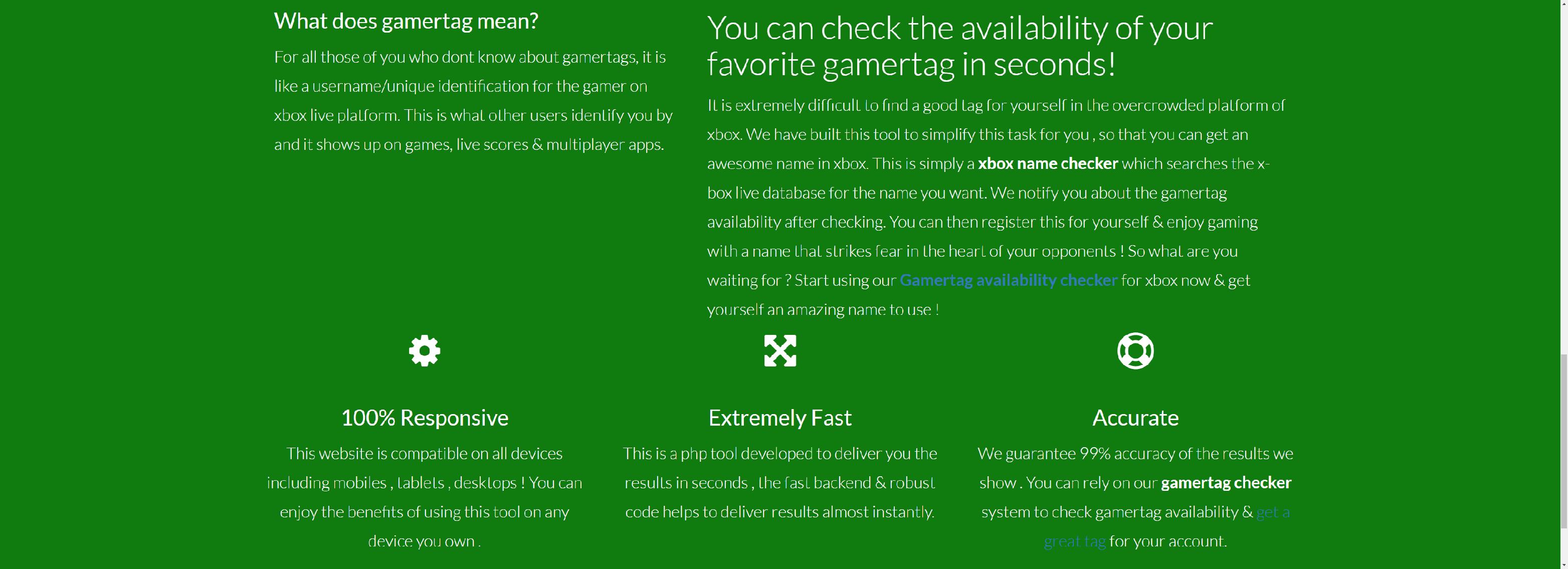 Free Xbox Gamertag Generator 6 Popular Tools 2020 Cllax Top Of It