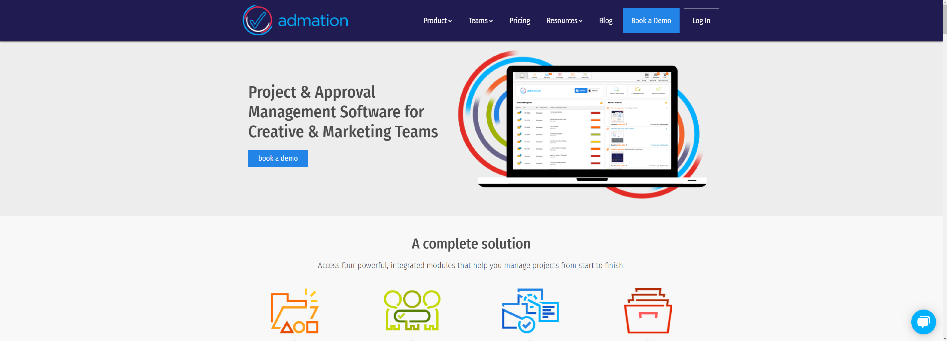 Top 20 Best Creative Project Management Software Managing Creative ...