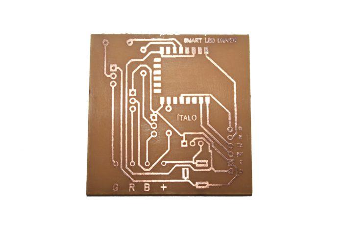 Easy steps  to create printed circuit board in home with following MAD PCB guidelines