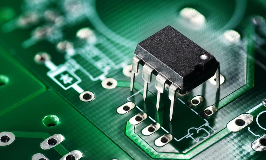 How to create printed circuit board in home
