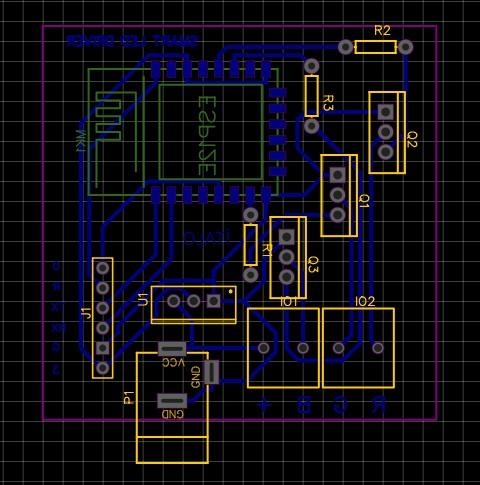How to create printed circuit board in home using MAD PCB guides